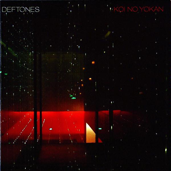 Copertina Disco Vinile 33 giri Koi No Yokan di Deftones