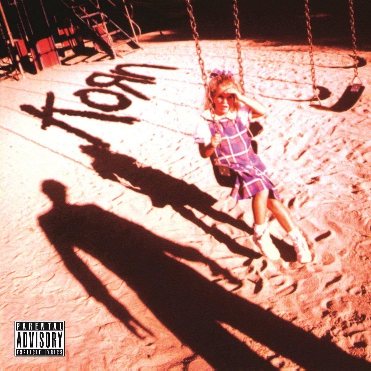 Copertina Disco Vinile 33 giri Korn [2 LP] di Korn