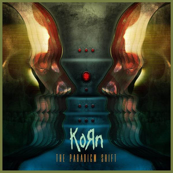 Copertina Disco Vinile 33 giri The Paradigm Shift [2 LP] di Korn
