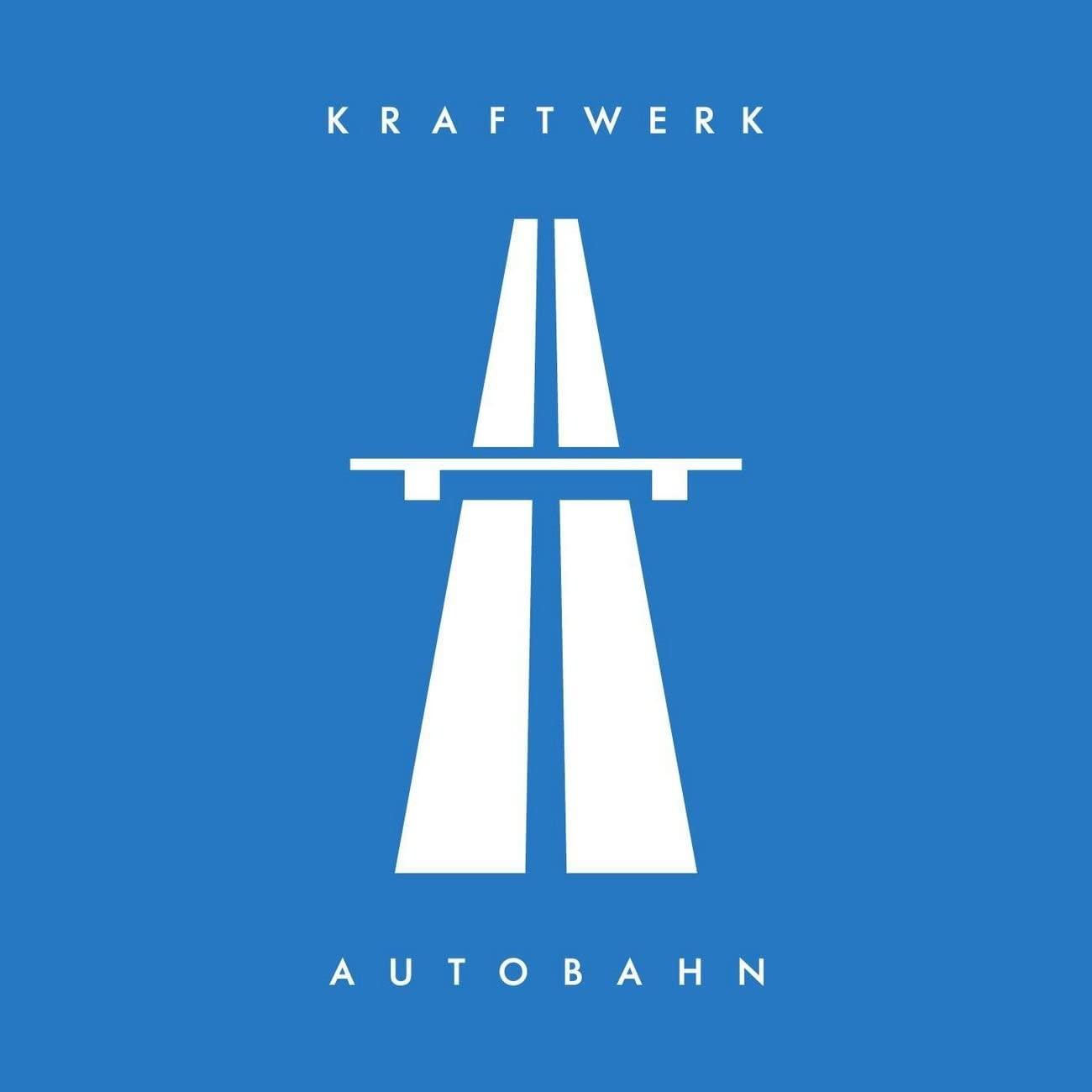 Copertina Vinile 33 giri Autobahn di Kraftwerk