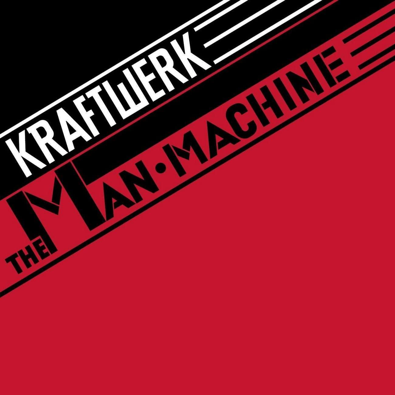 Copertina Vinile 33 giri The Man-Machine di Kraftwerk