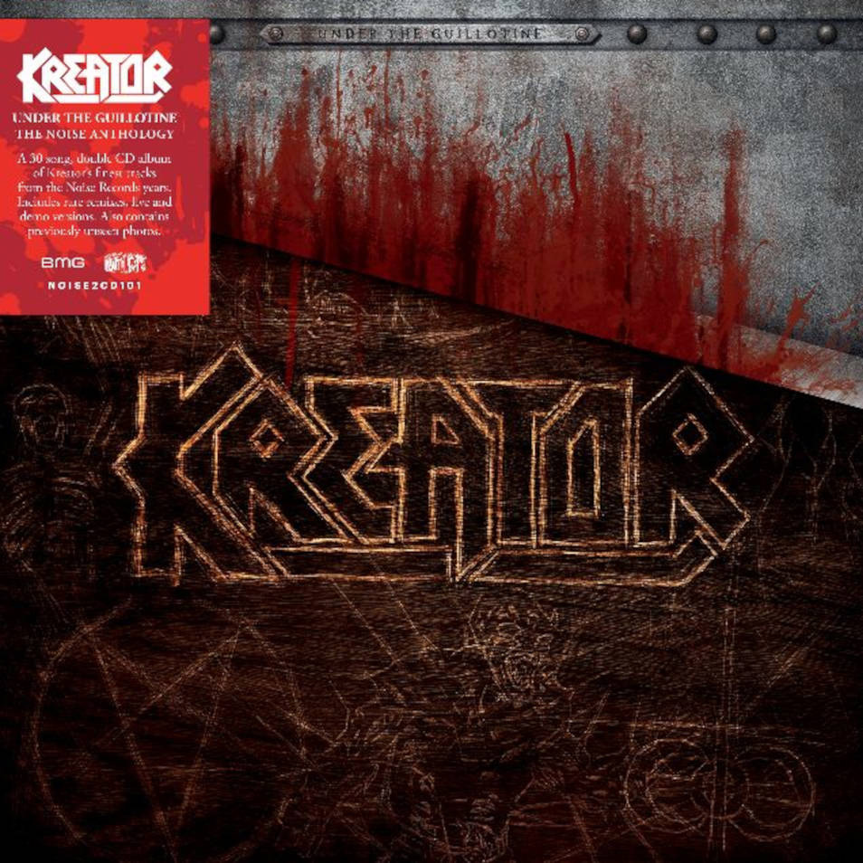 Copertina Vinile 33 giri Under The Guillotine [2 LP] di Kreator