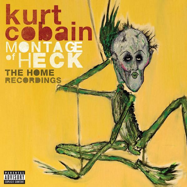 Copertina Disco Vinile 33 giri Montage Of Heck - The Home Recordings di Kurt Cobain