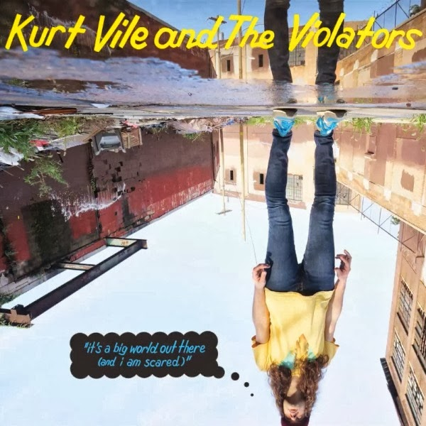 Copertina Disco Vinile 33 giri It's a Big World Out There di Kurt Vile