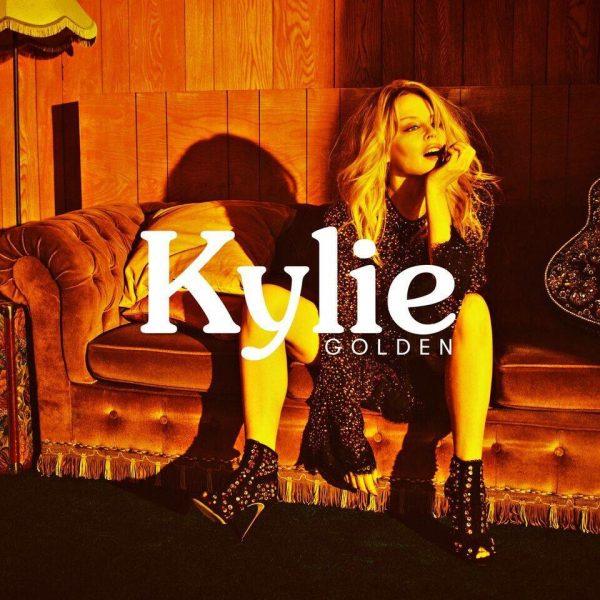 Copertina Vinile 33 giri Golden di Kylie Minogue