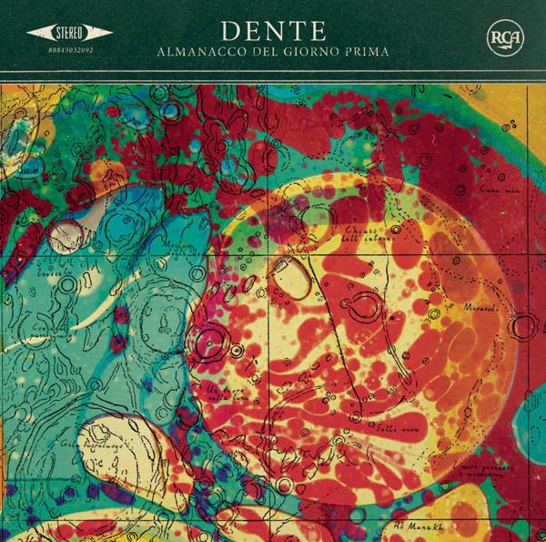 Copertina Disco Vinile 33 giri L'Almanacco Del Giorno Prima di Dente