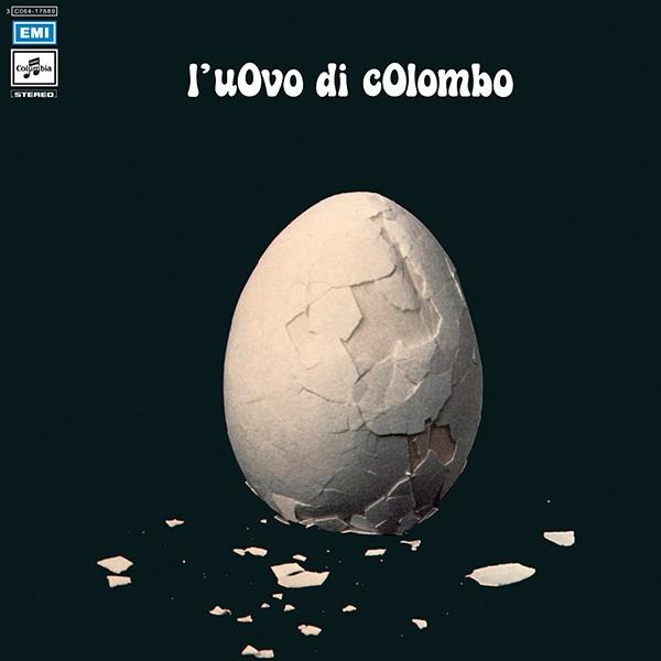 Copertina Disco Vinile 33 giri L'Uovo di Colombo  di L'Uovo di Colombo