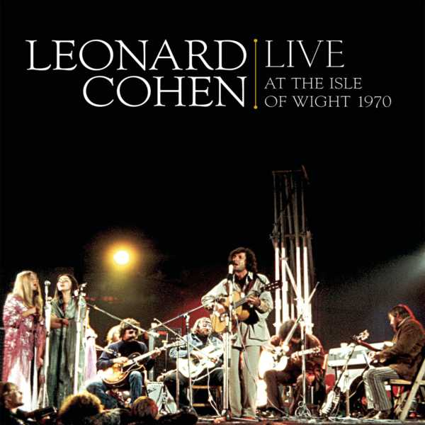 Copertina Disco Vinile 33 giri Live at The Isle Of Wight 1970 [2 LP] di Leonard Cohen