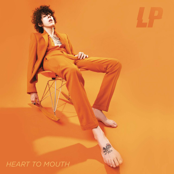 Copertina Vinile 33 giri Heart to Mouth di LP