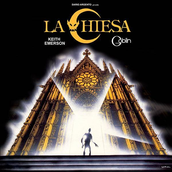 Copertina Disco Vinile 33 giri La Chiesa [Soundtrack LP] di Goblin