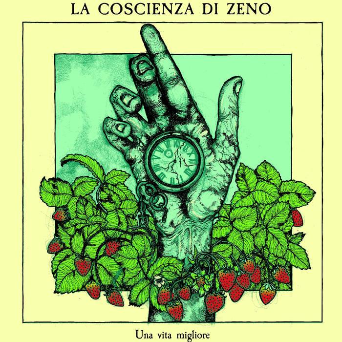 Copertina Vinile 33 giri Una Vita Migliore di La Coscienza Di Zeno