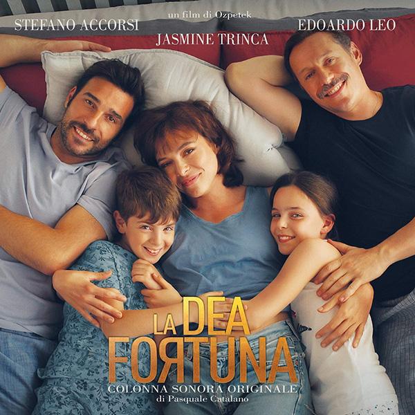 Copertina Vinile 33 giri La Dea Fortuna [Soundtrack LP] di Vari Artisti