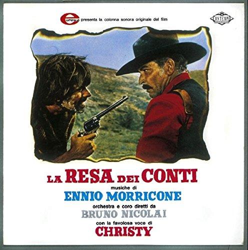 Copertina Disco Vinile 33 giri La Resa Dei Conti [Soundtrack 2xLP] di Ennio Morricone