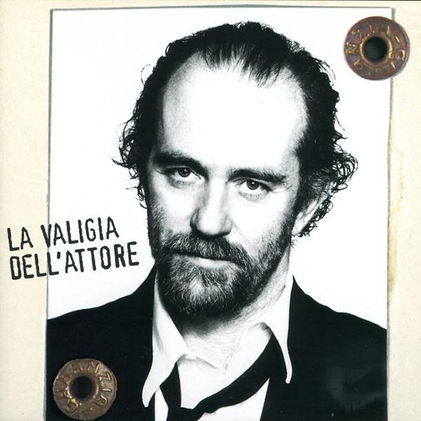 Copertina Disco Vinile 33 giri La Valigia dell'Attore [3 LP] di Francesco De Gregori
