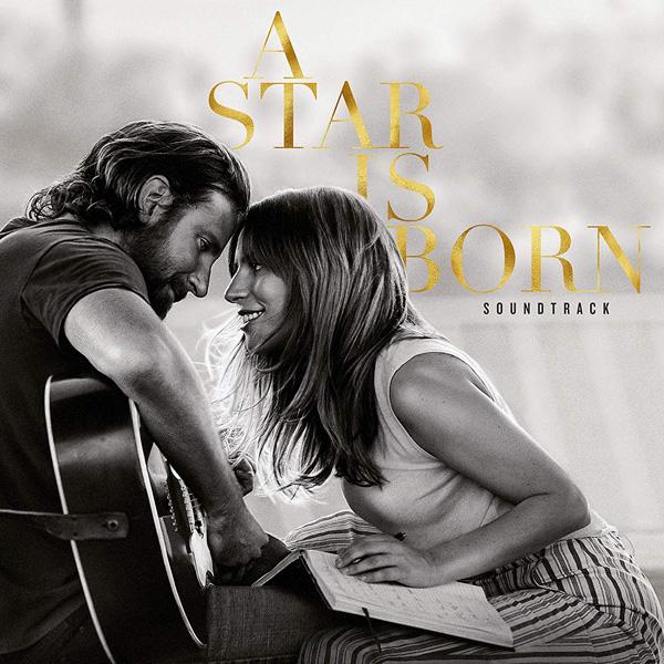Copertina Vinile 33 giri A Star Is Born [Soundtrack 2xLP] di Lady Gaga