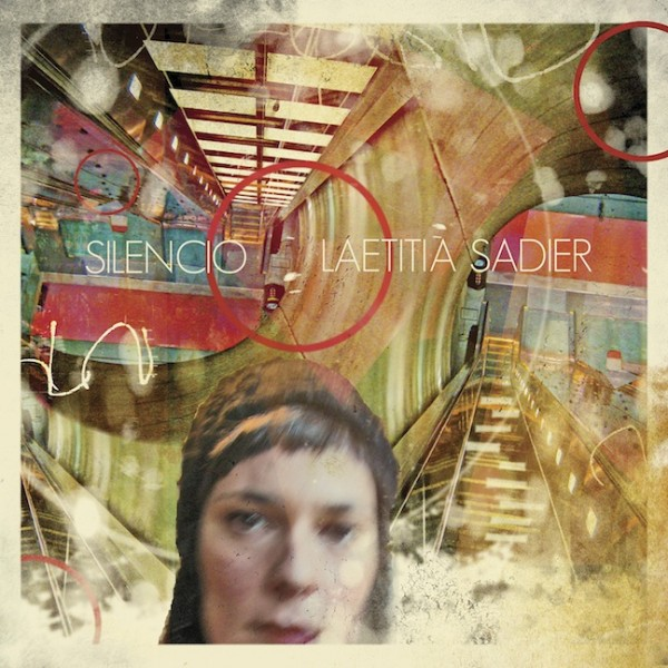 Copertina Disco Vinile 33 giri Silencio  di Laetitia Sadier