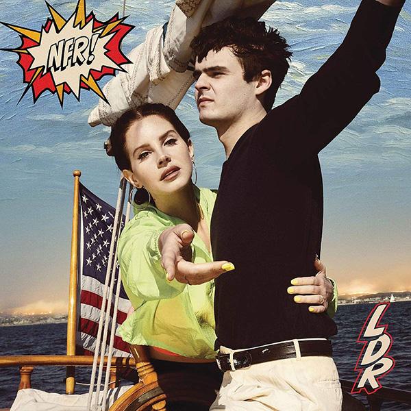 Copertina Vinile 33 giri Norman Fucking Rockwell [2 LP] di Lana Del Rey
