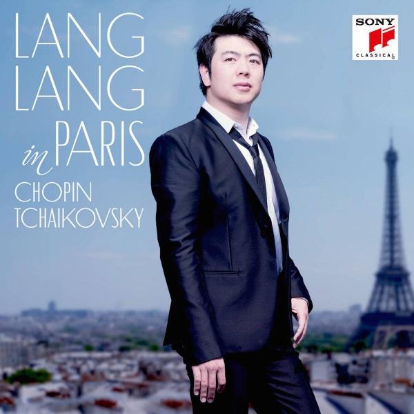 Copertina Disco Vinile 33 giri Lang Lang In Paris [2 LP] di Lang Lang