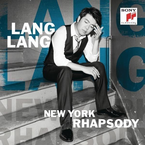 Copertina Disco Vinile 33 giri New York Rhapsody [2 LP] di Lang Lang