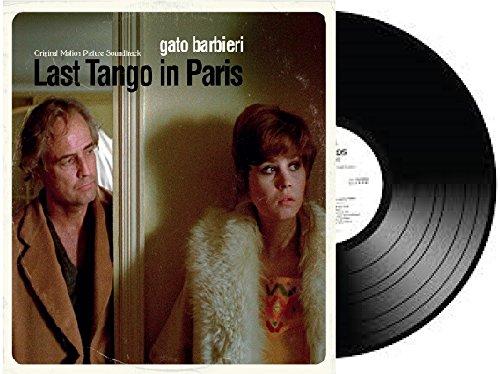 Copertina Disco Vinile 33 giri Ultimo tango a Parigi [Soundtrack LP] di Gato Barbieri