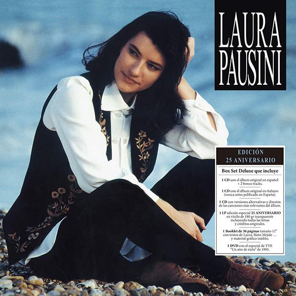Copertina Vinile 33 giri Laura Pausini | 25° Anniversario  di Laura Pausini