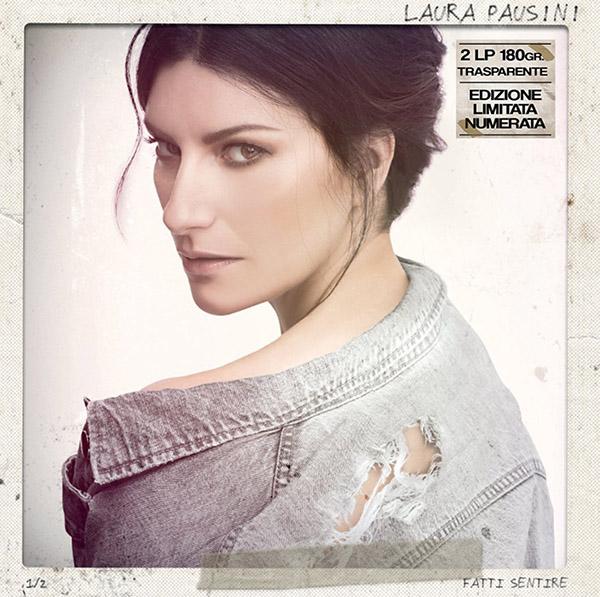 Copertina Vinile 33 giri Fatti Sentire di Laura Pausini