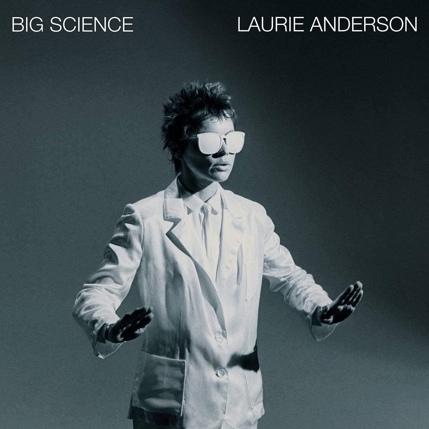 Copertina Vinile 33 giri Big Science di Laurie Anderson
