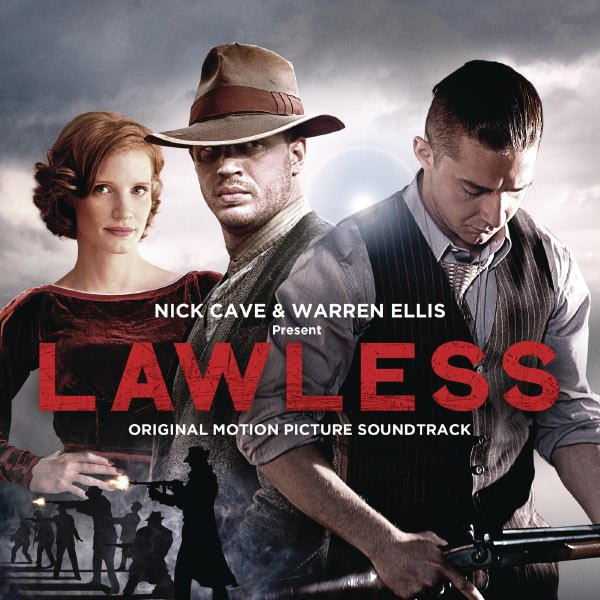Copertina Disco Vinile 33 giri Lawless [Soundtrack OST]