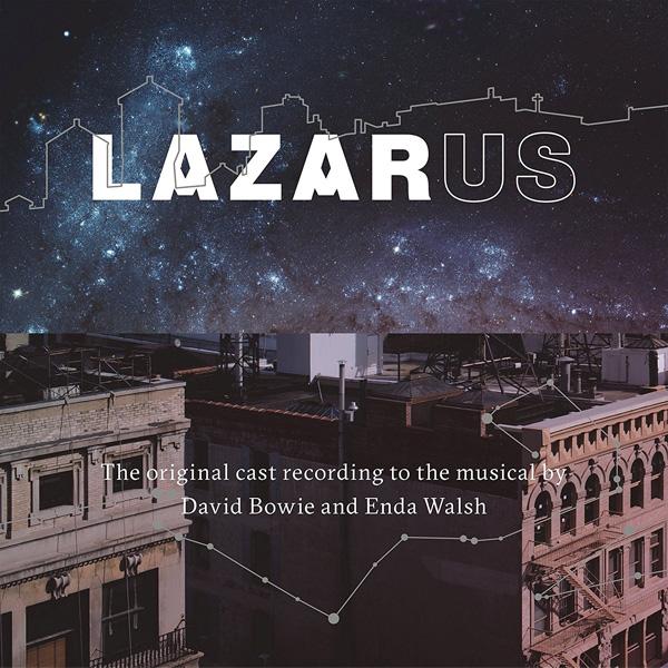 Copertina Disco Vinile 33 giri Lazarus [3 LP] di David Bowie