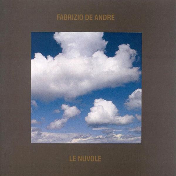 Copertina Disco Vinile 33 giri Le Nuvole di Fabrizio De Andrè