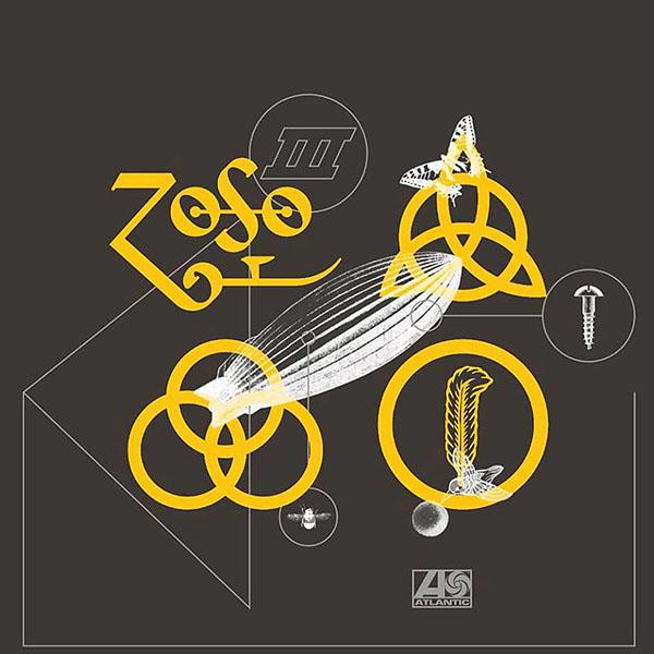 Copertina Vinile 33 giri Rock And Roll/Friends [Singolo 45 Giri] di Led Zeppelin