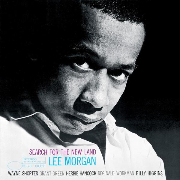 Copertina Disco Vinile 33 giri Search for the New Land di Lee Morgan