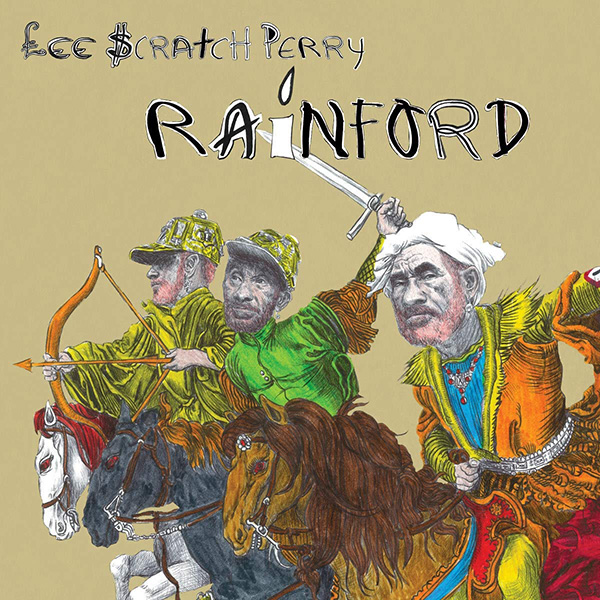 Copertina Vinile 33 giri Rainford di Lee Scratch Perry