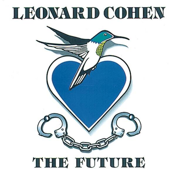 Copertina Vinile 33 giri The Future di Leonard Cohen