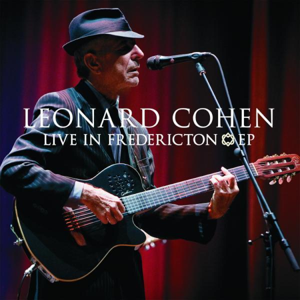 Copertina Disco Vinile 33 giri Live In Fredericton EP di Leonard Cohen