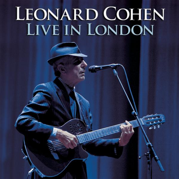 Copertina Disco Vinile 33 giri Live in London [3 LP] di Leonard Cohen