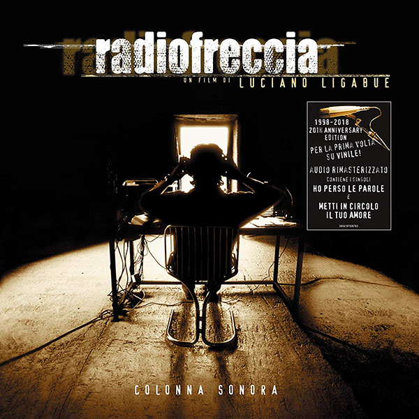 Copertina Vinile 33 giri Radiofreccia [Soundtrack LP] di Ligabue