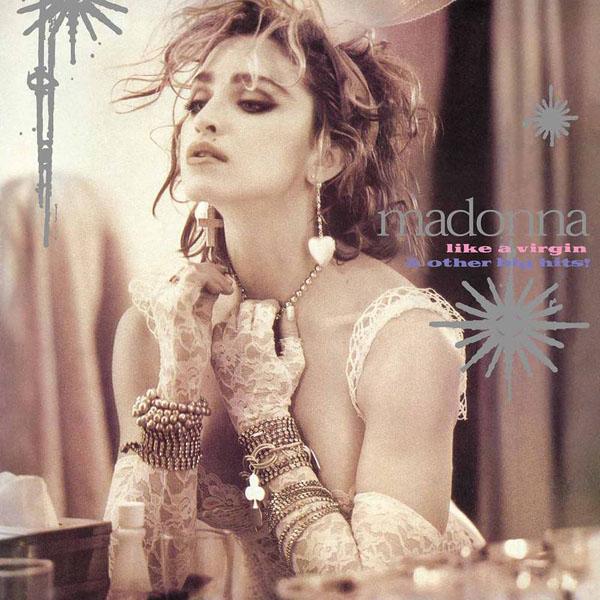 Copertina Disco Vinile 33 giri Like a Virgin & Other Big Hits di Madonna