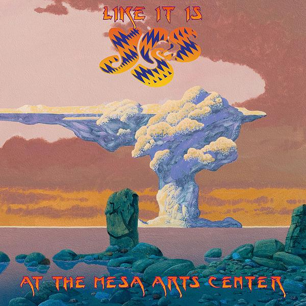 Copertina Disco Vinile 33 giri Like It Is: Yes at the Mesa Arts Center [2 LP] di Yes