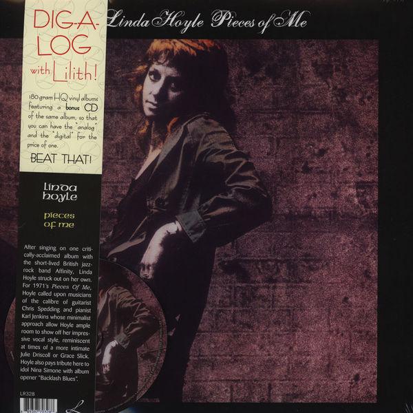 Copertina Disco Vinile 33 giri Pieces Of Me di Linda Hoyle