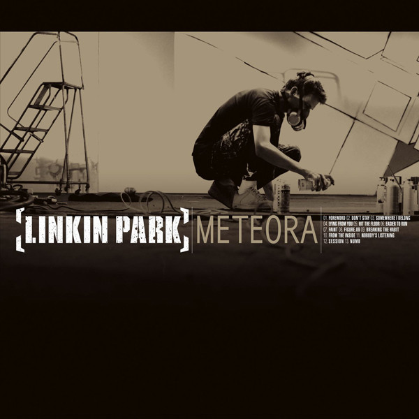 Copertina Vinile 33 giri Meteora [2 LP] di Linkin Park