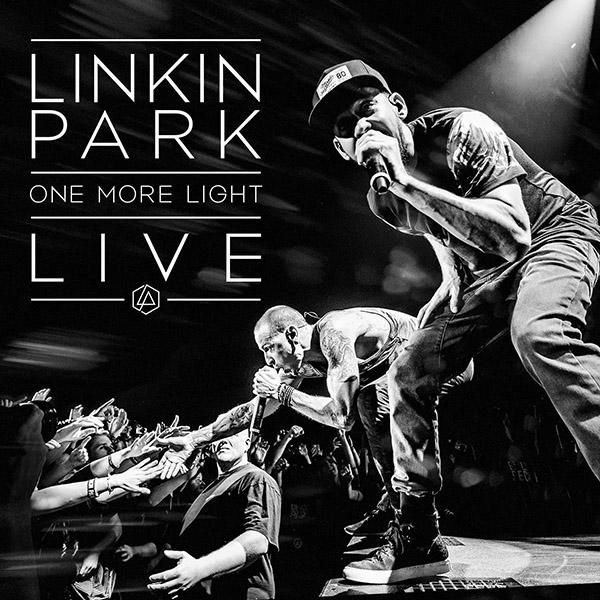 Copertina Vinile 33 giri One More Light Live [2 LP] di Linkin Park