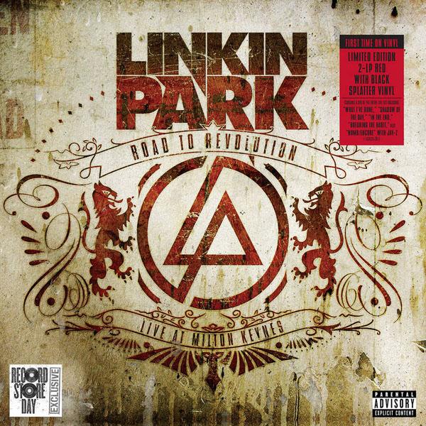 Copertina Disco Vinile 33 giri Road To Revolution: Live at Milton Keynes  di Linkin Park