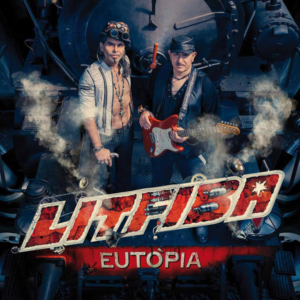 Copertina Disco Vinile 33 giri Eutopia [2 LP] di Litfiba