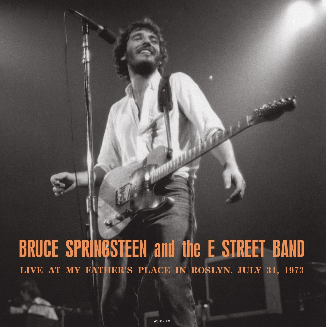 Copertina Disco Vinile 33 giri Live At My Father´s Place In Roslyn 1973  di Bruce Springsteen