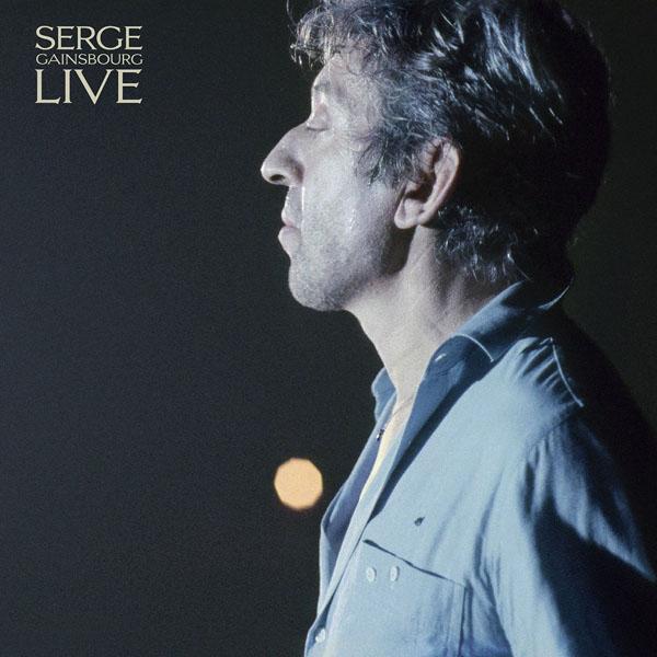 Copertina Vinile 33 giri Live - Casino de Paris 1985 [Deluxe 3xLP] di Serge Gainsbourg