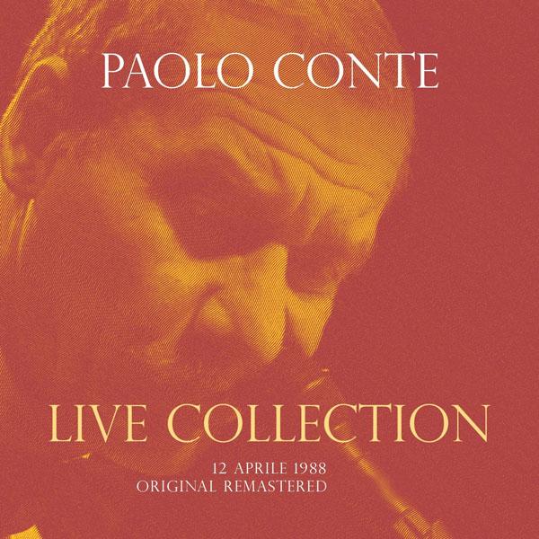 Copertina Disco Vinile 33 giri Live Collection [2 LP] di Paolo Conte