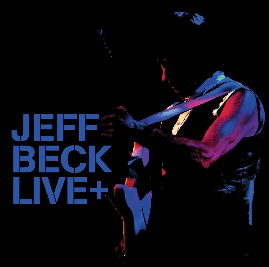 Copertina Disco Vinile 33 giri Live + [2 LP] di The Jeff Beck Group