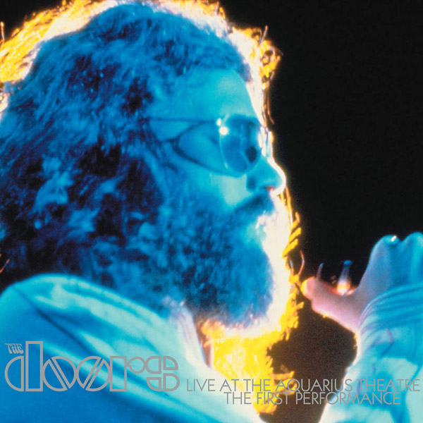 Copertina Disco Vinile 33 giri Live at the Aquarius: The First Performance [3xLP] di The Doors