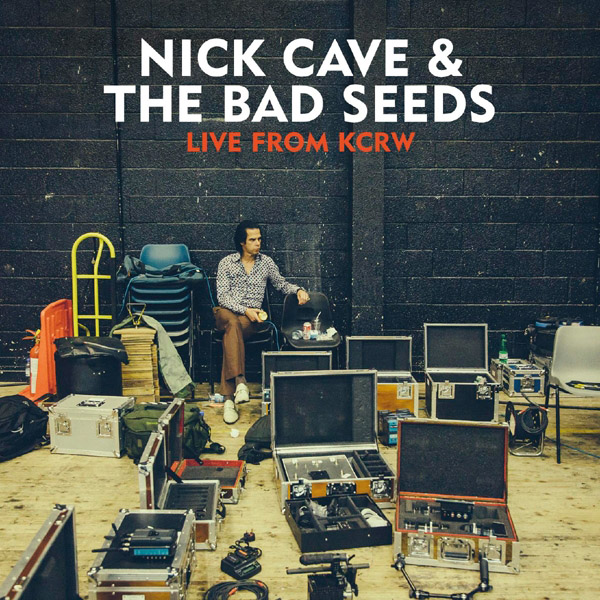 Copertina Disco Vinile 33 giri Live from KCRW [2 LP] di Nick Cave & the Bad Seeds